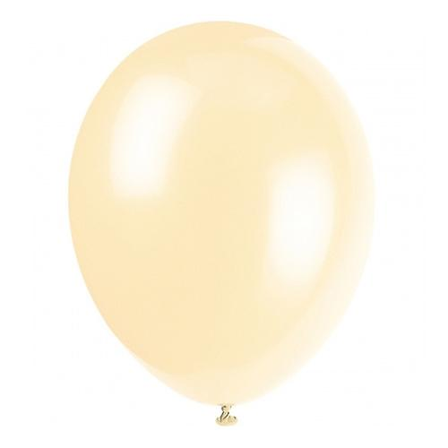 Ballonger mix 24-pack Ivory/Rosa/Guld