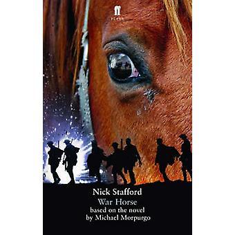 Cheval de guerre (Main) par Nick Stafford - Michael Morpurgo - 9780571240159