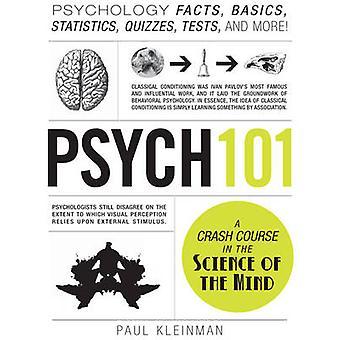 Psych 101 - psykologi-fakta - grunderna - statistik - tester- och mer!