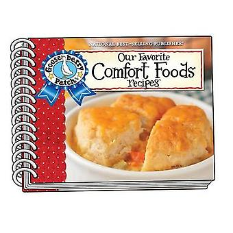 Our Favorite Comfort Foods by Gooseberry Patch - 9781620931561 Book