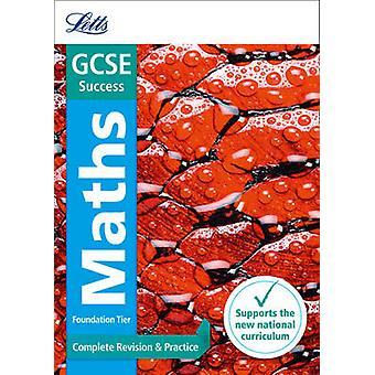 GCSE Maths Foundation Complete Revision & Practice - 9781844198085 Bo