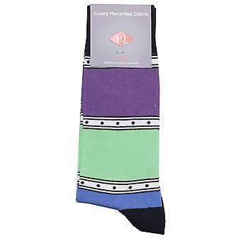 H J HALL chaussettes 8547 quatre couleurs