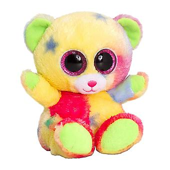 15cm Animotsu vergadering Rainbow Bear zachte Cute pluche knuffel dier