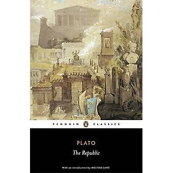 The Republic by Plato - Melissa Lane - Desmond Lee - 9780140455113 Bo
