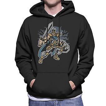 King Of Battle Men's Hooded Sweatshirt