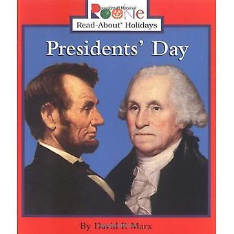 Presidents' Day (Rookie läsa-om helgdagar)