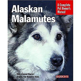 Malamutes d'Alaska (manuel du propriétaire pour animaux de compagnie) (manuel du propriétaire d'animal familier)