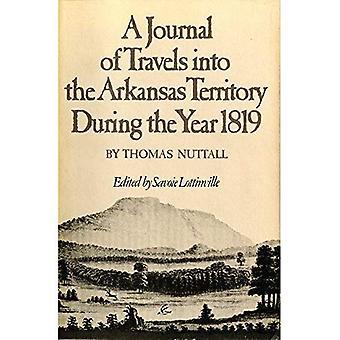 Una rivista di viaggi nel territorio dell'Arkansas durante l'anno 1819
