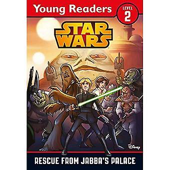 Star Wars: Rädda från Jabba's Palace: Star Wars unga läsare (Star Wars unga läsare 2)