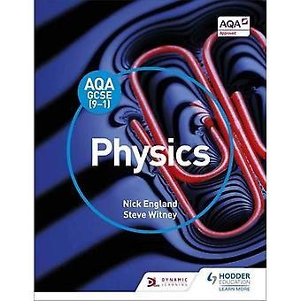 AQA GCSE (9 - 1) Fysikk Student bok