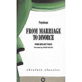 Aus der Ehe, Scheidung