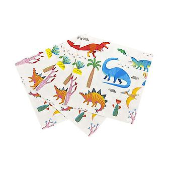 Happy Birthday Party dinosaurus Garland 3,5 m