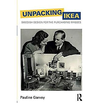 Auspacken IKEA: Schwedisches Design für den Kauf von Massen (Cresc.)