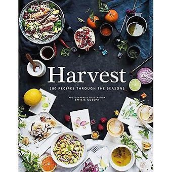 Skörd: 180 recept genom årstiderna