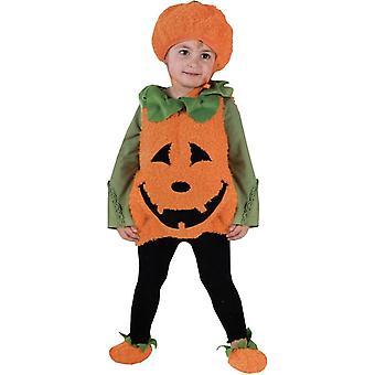Cute Pumplkin Toddler Costume