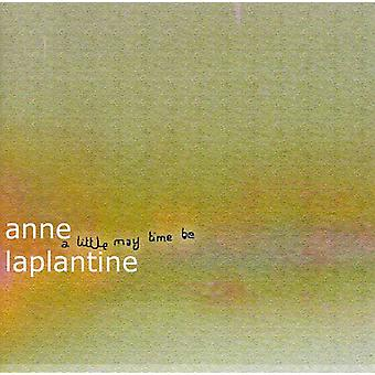 Anne Laplantine - Little May Be Time [CD] USA import