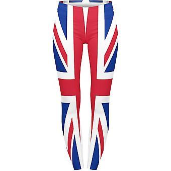 Union Jack bære Union Jack Leggings XXL