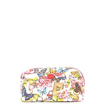 Dolce E Gabbana Ezbc006133 Women's Multicolor Nylon Beauty Case