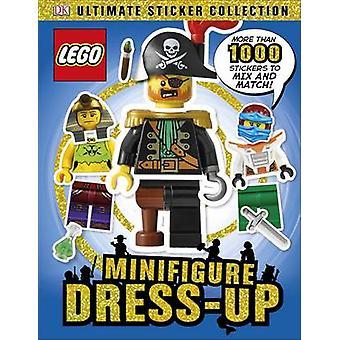 LEGO Minifigure vestir-se! Coleção de vinheta final por DK - 9780241