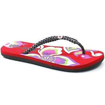 Urban Beach Ladies Nectar Petals Flip Flops Sandals  Assorted Size/Colour