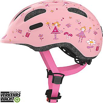 Abus smiley 2.0 bike helmet for kids / / rose princess