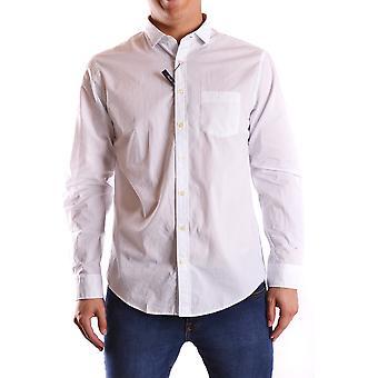 Gant Ezbc144058 Uomo's Camicia di cotone bianco