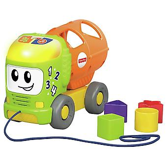 Fisher-Price GGV33 Sort and Spill Learning Truck