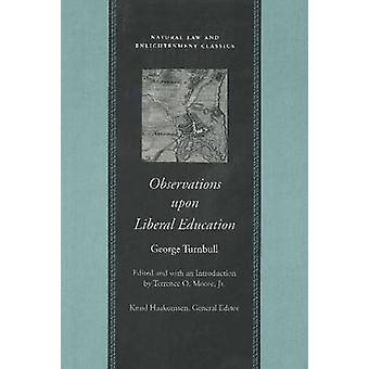 Observations upon Liberal Education by George Turnbull - Terrence O.