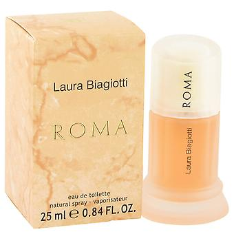 Laura Biagiotti Roma Eau de Toilette 25ml EDT spray