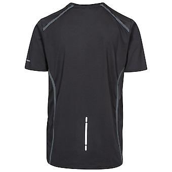 Trespass Mens Menzie Short Sleeve Active T-Shirt