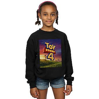 Disney Girls Toy Story 4 We Are Back Sweatshirt