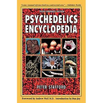Psychedelics Encyclopedia by Peter Stafford - 9780914171515 Book