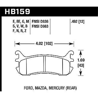 Hawk performance HB159F. 492 HPS