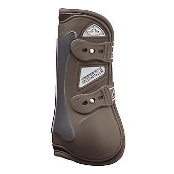 Veredus Olympus Double Density Front Tendon Boots - Brown