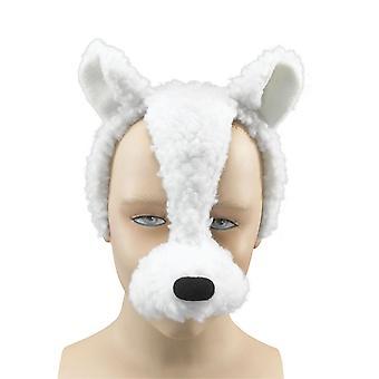 Bristol Nowość Unisex Dorośli Maska jagnięca