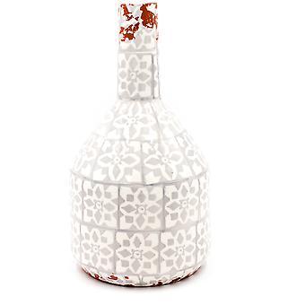 Eura Bottle Eura ceramics 16x31cm (Decoration , Jars)
