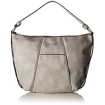 Mustang Omaha Erin Hobo Lhz - Grey Women's Tote Bags 7x28x36 cm (B x H T)