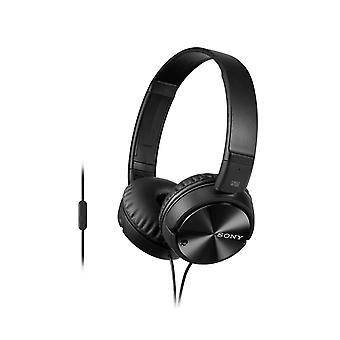 Sony MDR-ZX110NA Overhead Noise Cancelling Headphones Black