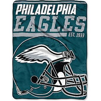 Northwest NFL Philadelphia Eagles Micro Plush Blanket 150x115c