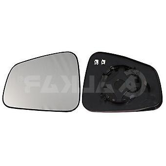 Vetro a specchio lato passeggero sinistro (riscaldato) & supporto per OPEL MOKKA 2012-2017
