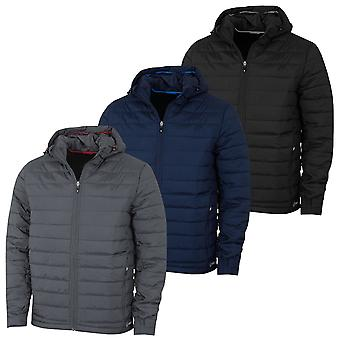 Sunice Mens Golf Rory Thermal Hooded Featherless Insulated Jacket