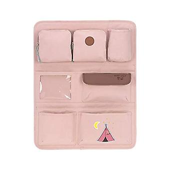 Lassig Bring Children's Auto Objects Adventure Types - Pink