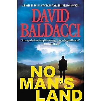 No Man's Land by David Baldacci - 9781455586509 Book
