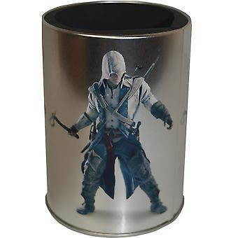 Assassin's Creed 3 Connor Metal Can Cooler