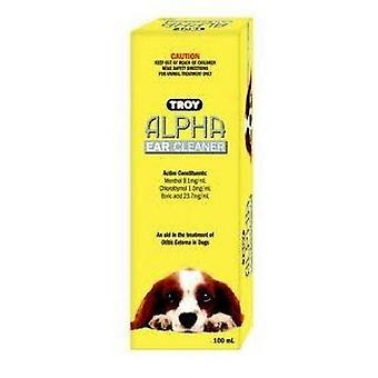 Troy Alpha Ear Cleaner 100 ml