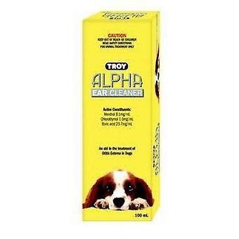 Oreille Alpha Troy nettoyant 100 ml