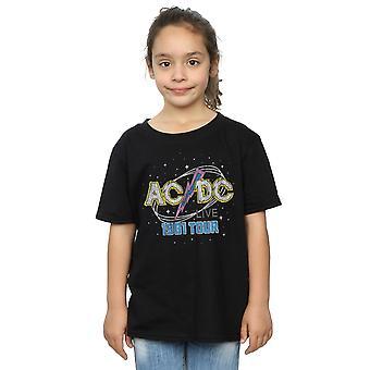 AC/DC Girls 1981 Live Tour T-Shirt