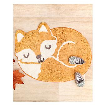 Woodland Fox Floor Rug