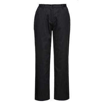 Portwest rachel ladies chefs trousers c071