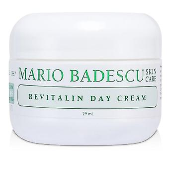 Mario Badescu Revitalin Day Cream - For Dry/ Sensitive Skin Types - 29ml/1oz